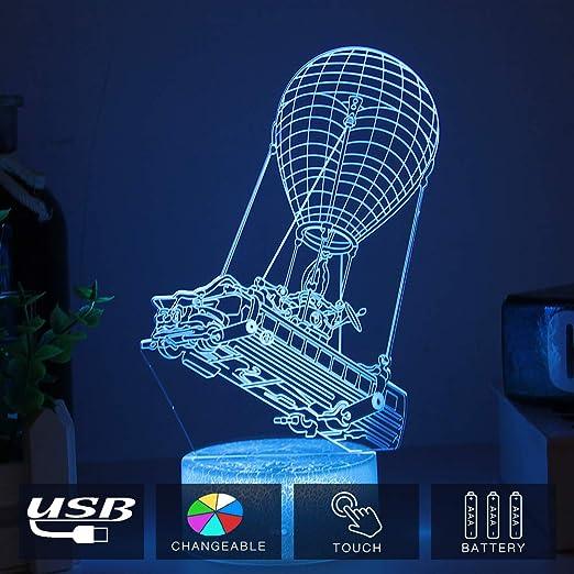 Amazon.com: Battle Royale - Lámpara de techo con luz LED ...