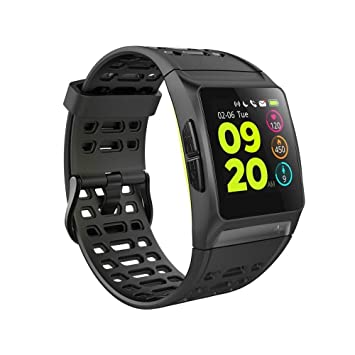 Reloj de running GPS P1 Smart Watch HRV Análisis de ...
