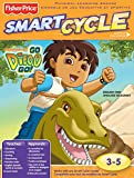 Fisher-Price Smart Cycle [Old Version] Dora, Diego, Dino Software Cartridge