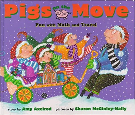 Fun with Math and Travel Pigs on the Move