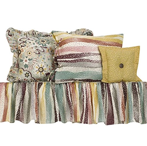 Cotton Tale Designs Full Bedding Set, Penny Lane