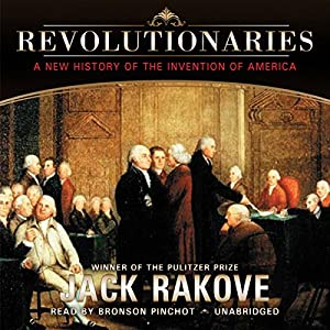 Revolutionaries Audiobook