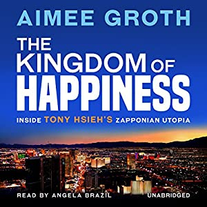 The Kingdom of Happiness Audiobook