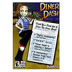 Diner Dash with Keepsake Tin