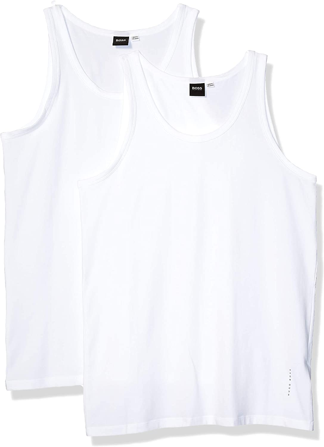 mens hugo boss vest tops