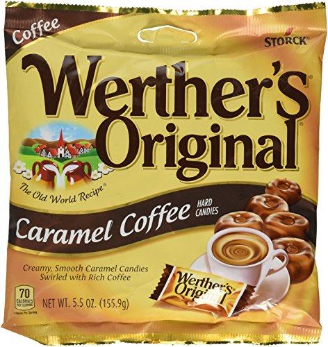 Werther's Original Caramel Coffee Hard Candies 5.5 oz ()