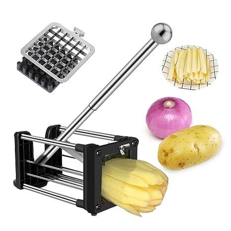 Amazon.com: Wosweet - Cortador de patatas para casa con ...
