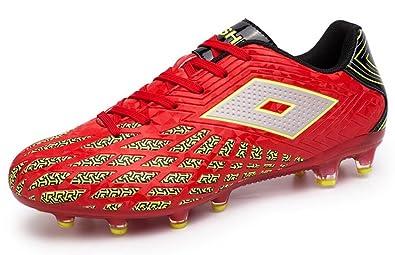 JiYe Women s Men s Pro-Sports Soccer Shoes Jogging Riding Running Football  Shoes 93ec361e9