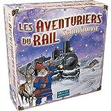 Les Aventuriers du rail *Scandinavie [Edition en français/French Edition]