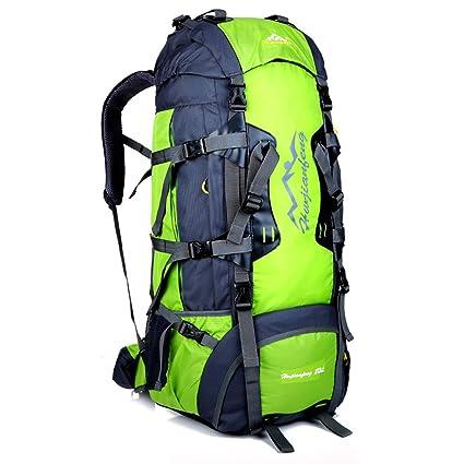 af539b6afe14 Amazon.com : WGKUMMQN Outdoor Sports Hiking Camping Backpack ...