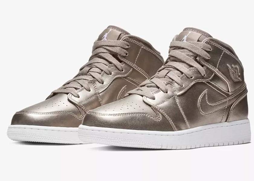 5f27e76a48bb97 Jordan Air Jordan 1 Mid Se (gs) Big Kids Av5174-200