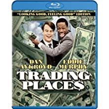 Trading Places (1983) (BD) [Blu-ray] (2013)