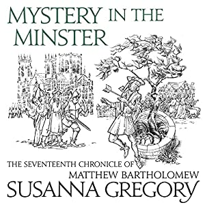 Mystery in the Minster Audiobook