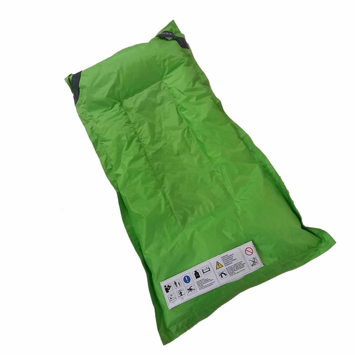 Pool Bean Bag - grün - die moderne Luftmatratze für ihren Pool - VERSANDKOSTENFREI