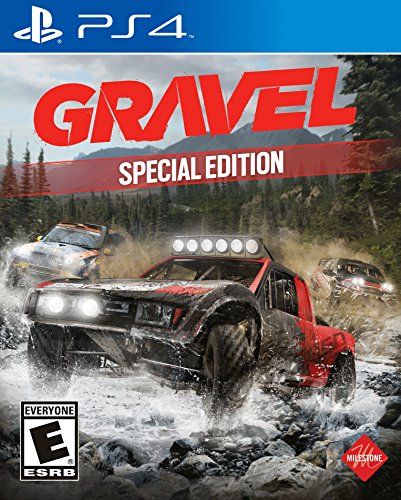 Gravel Special Edition - PS4 [Digital Code] by Square Enix