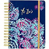 Lilly Pulitzer Women's To Do Planner, Gypsea Girl, Blue