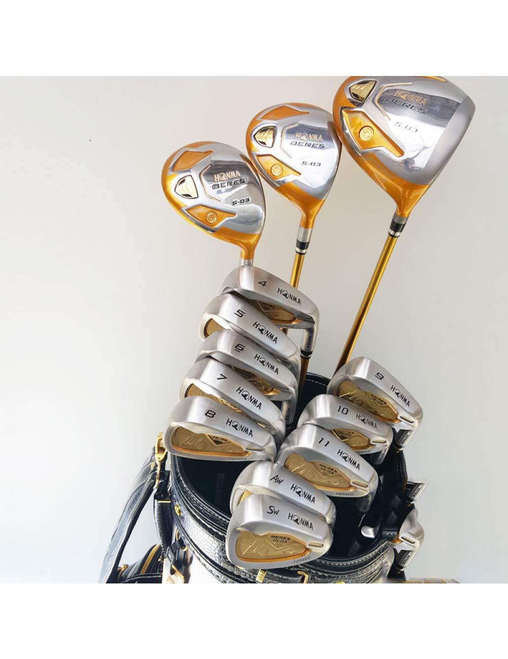 HDPP Club De Golf Nuevos Palos De Golf Set S-03 Club De 4 ...