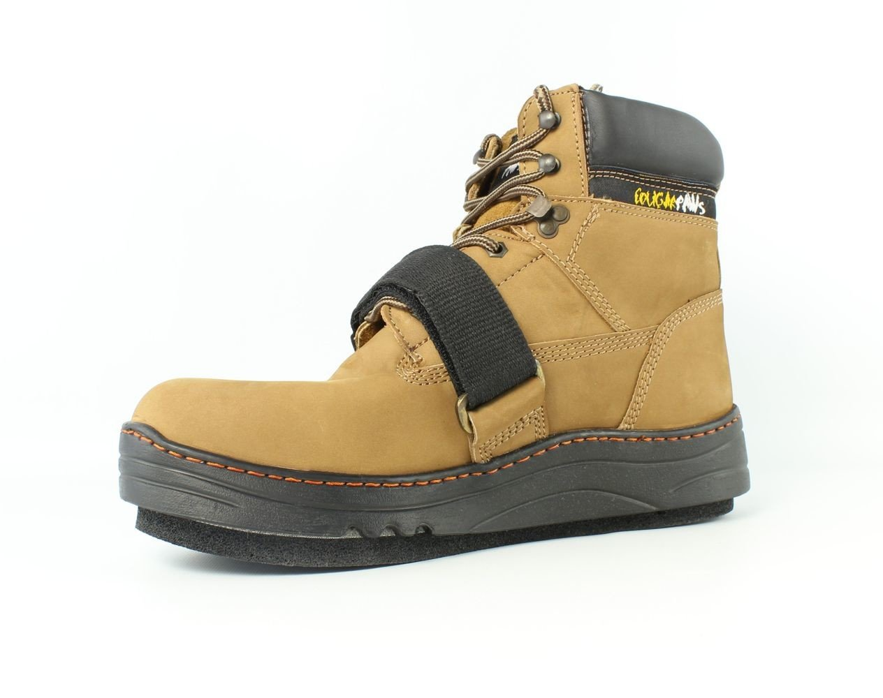 Cougar Paw Roofing Boots Size 8 5