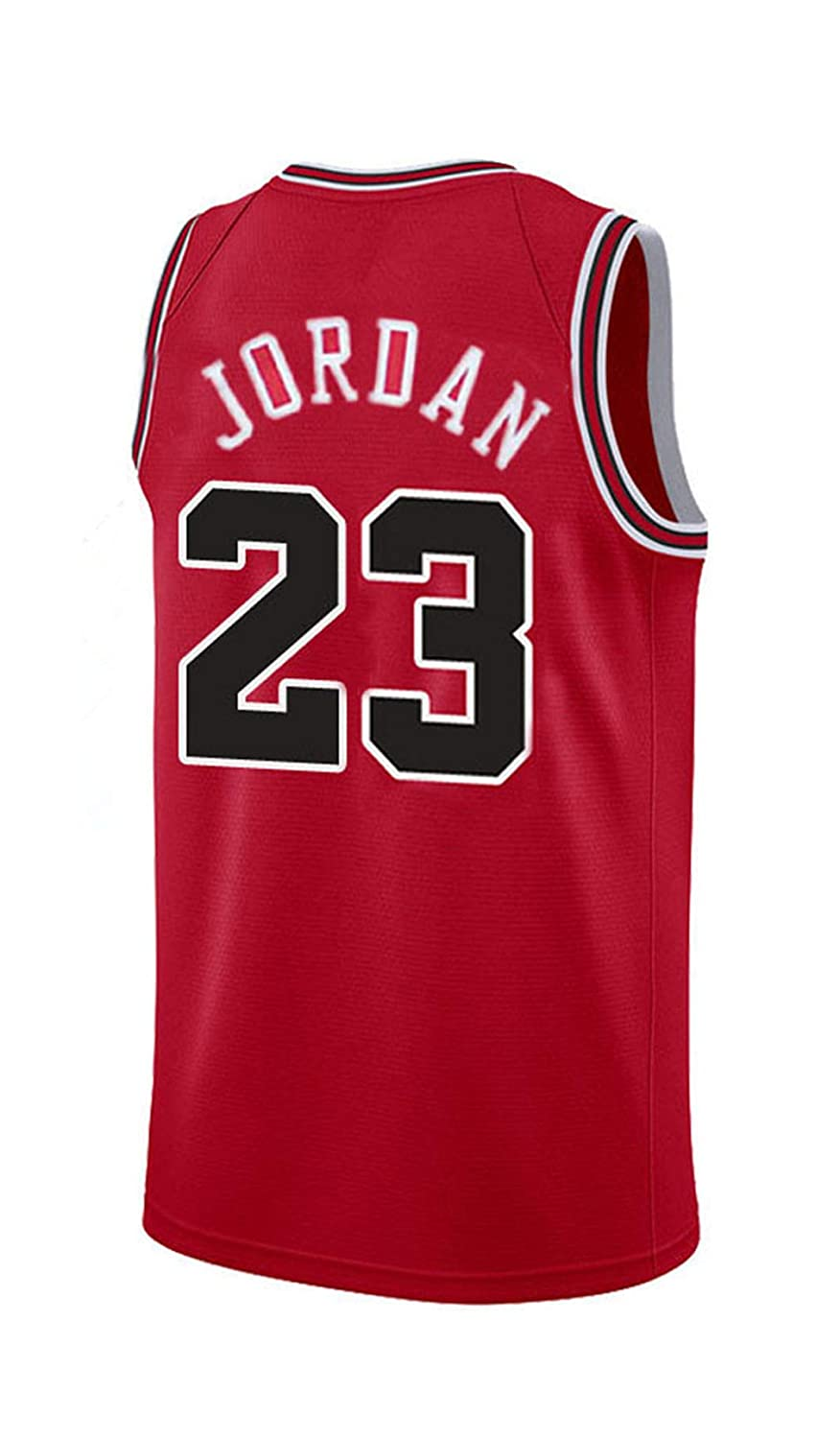 best sneakers 4fe8e 3ee42 Basketball Kevin MJ #23 Jersey Mens Athletics Jersey S-XXL ...