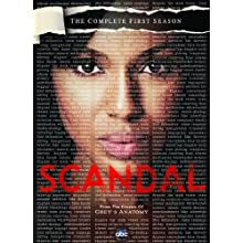 Scandal: The Complete First Season (2015)