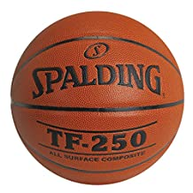 TF250 SPALDING BASKETBALL INDOOR/OUTDOOR YOUTH SIZE 27.5