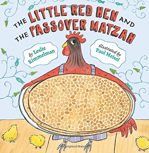 The Little Red Hen and the Passover Matzah pdf