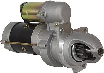 Amazon.com: Rareelectrical NEW STARTER MOTOR COMPATIBLE WITH JOHN DEERE  TURBO ENGINE JLG TELEHANDLER G6-42P G9-43A G6-42A: Automotive