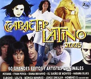 Caracter Latino 2005