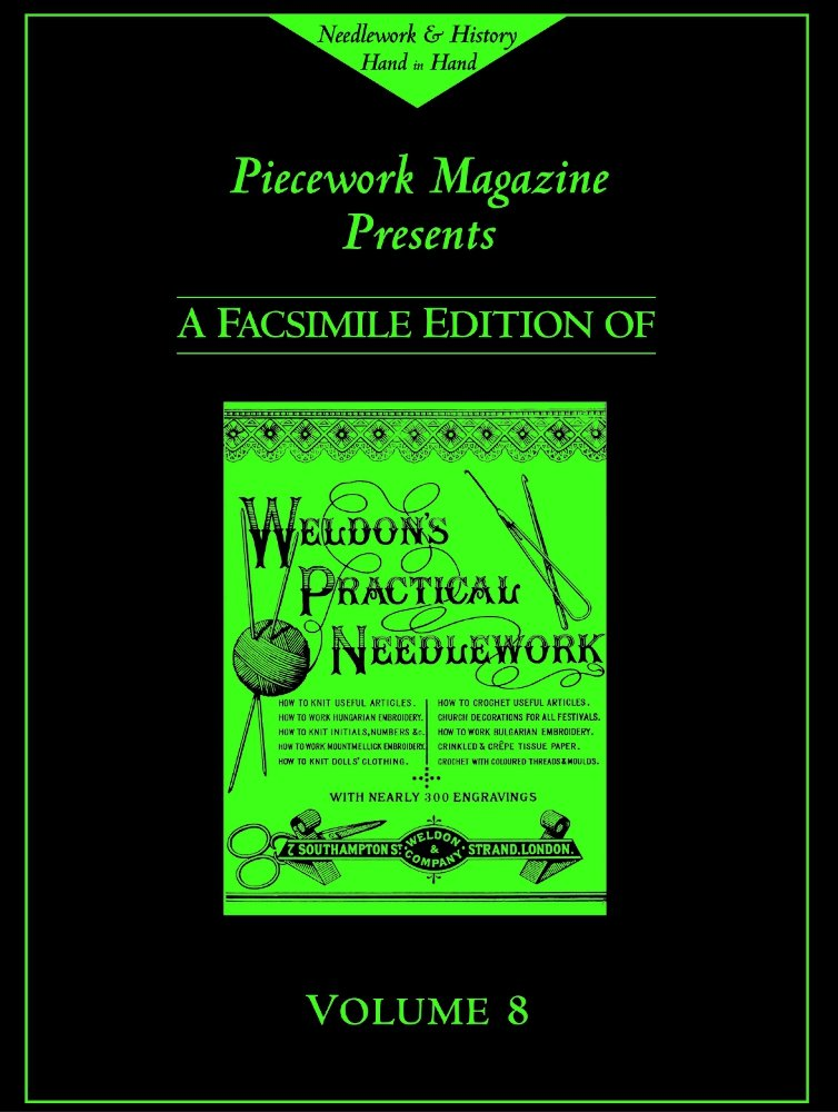 Read Online Weldon's Practical Needlework, Volume 8 (Weldon's Practical Needlework series) pdf epub