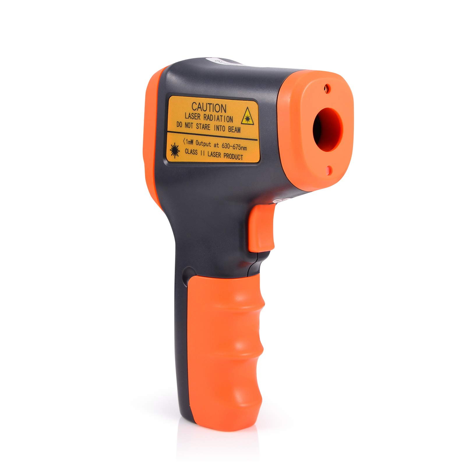 Ehdis Infrared Thermometer Non-Contact Digital LCD Temperature Gun -50°C~650°C (-58°F~1202°F) for Industrial Testing, Vehicle Repair, Garden, Home, Outdoor