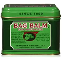 Vermont's Original Bag Balm for Dry Chapped Skin Conditions - 4oz Tin