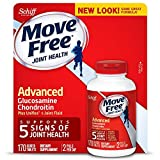 Schiff Move Free Advanced Triple Strength Total Joint Care - 170 Tablets