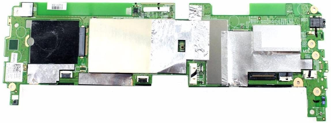 Dell Venue 10 Pro 5055 2GB DDR3L-RS 1333MHz 64GB Storage Intel Atom Z3735F Processor Tablet Motherboard KG9TP 0KG9TP CN-0KG9TP
