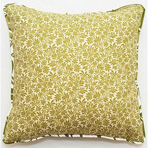 Corona Decor Floral Outdoor Living 18-inch Throw Pillow (Corona Patio Furniture)