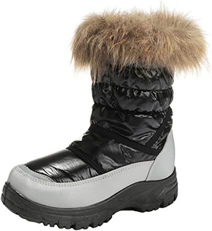 youth girls snow boots