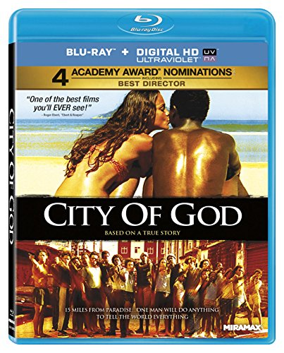City Of God [Blu-ray + Digital]