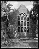 HistoricalFindings Photo: Bruton Parish Church,windows,Williamsburg,VA,Virginia,Architecture,South,c1930