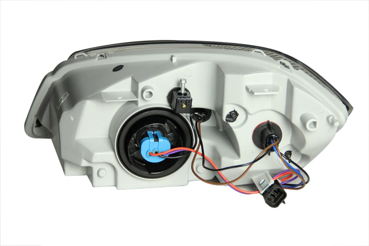61GSljqJIyL._SL1500_ amazon com anzo usa 121154 chevrolet cobalt black headlight 2006 chevy cobalt wiring harness diagram at bakdesigns.co