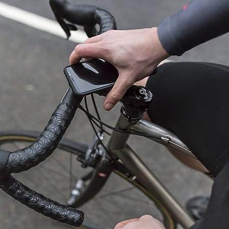 QUAD LOCK, Kit de sujeción de Bicicleta para Samsung Galaxy S8+: ...