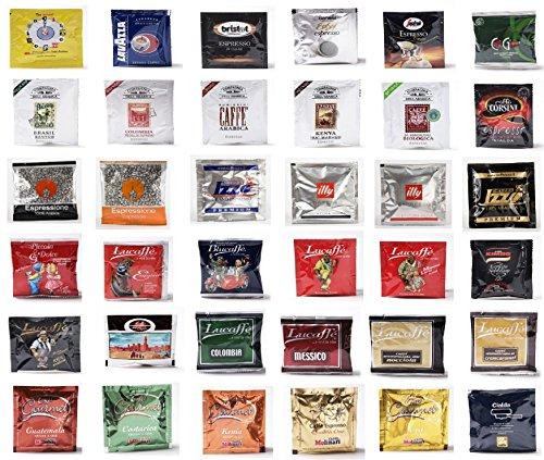 Espresso Grand Sampler Pods Count