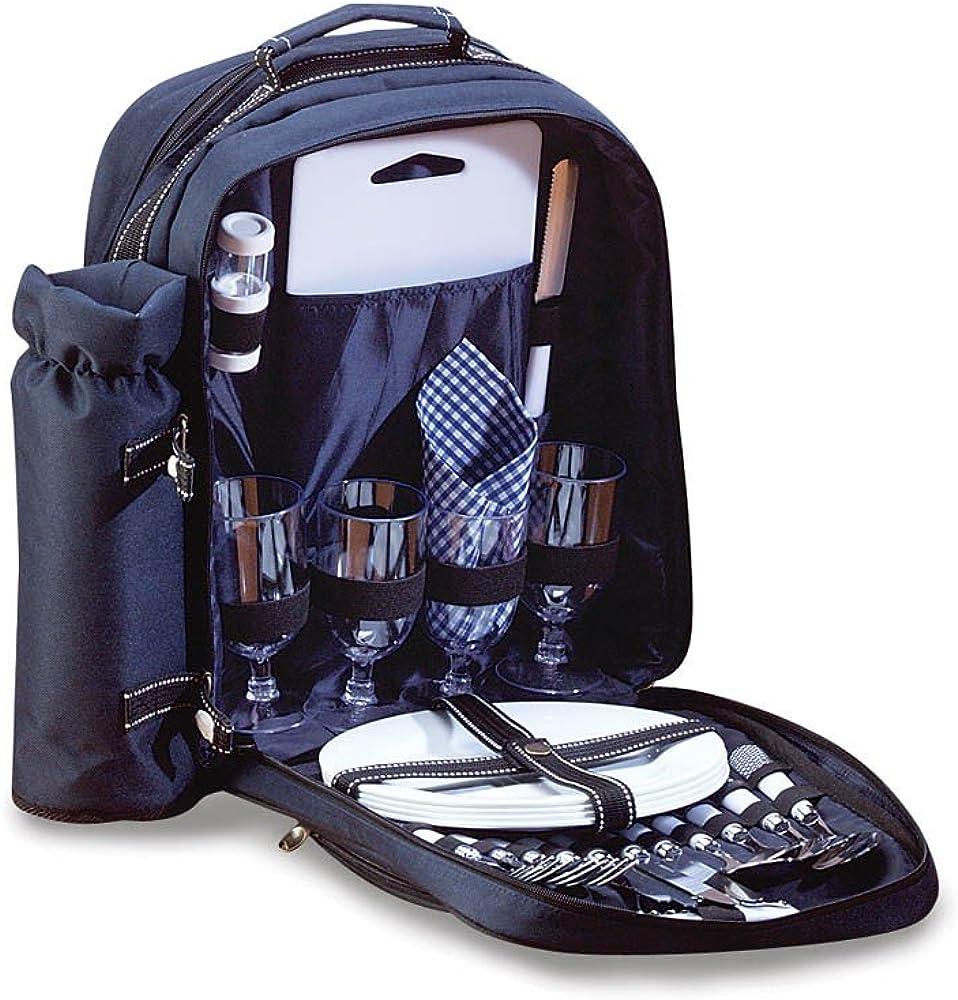 Summerfield Terrace Verdugo Gift Picnic Backpack