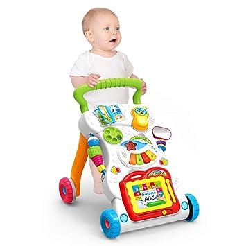 Lu Juguete De Bebe Caminante Carrito De Bebé Velocidad ...