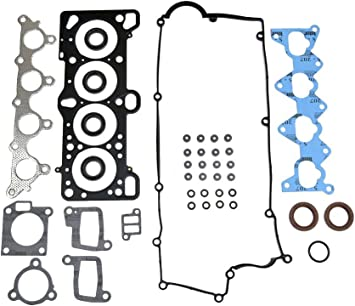 ITM Engine Components 09-41314 Cylinder Head Gasket for 2001-2012 Ford//Mazda//Mercury 2.0L 2.3L L4