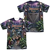 Jurassic Park Welcome to The Park Mens Sublimation Shirt
