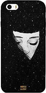 iPhone 5/ 5s/ SE Case Cover Sad Girl in Stars, Moreau Laurent Designer Phone Cases & Covers