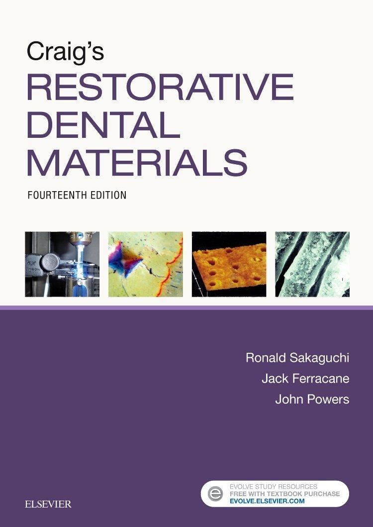 Craig's Restorative Dental Materials, 14e