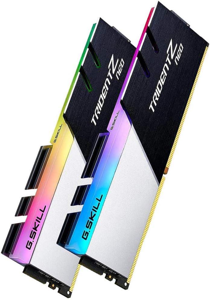 G.Skill DIMM 32GB DDR4-3600 Kit Memory F4-3600C18D-32GTZN Trident Z