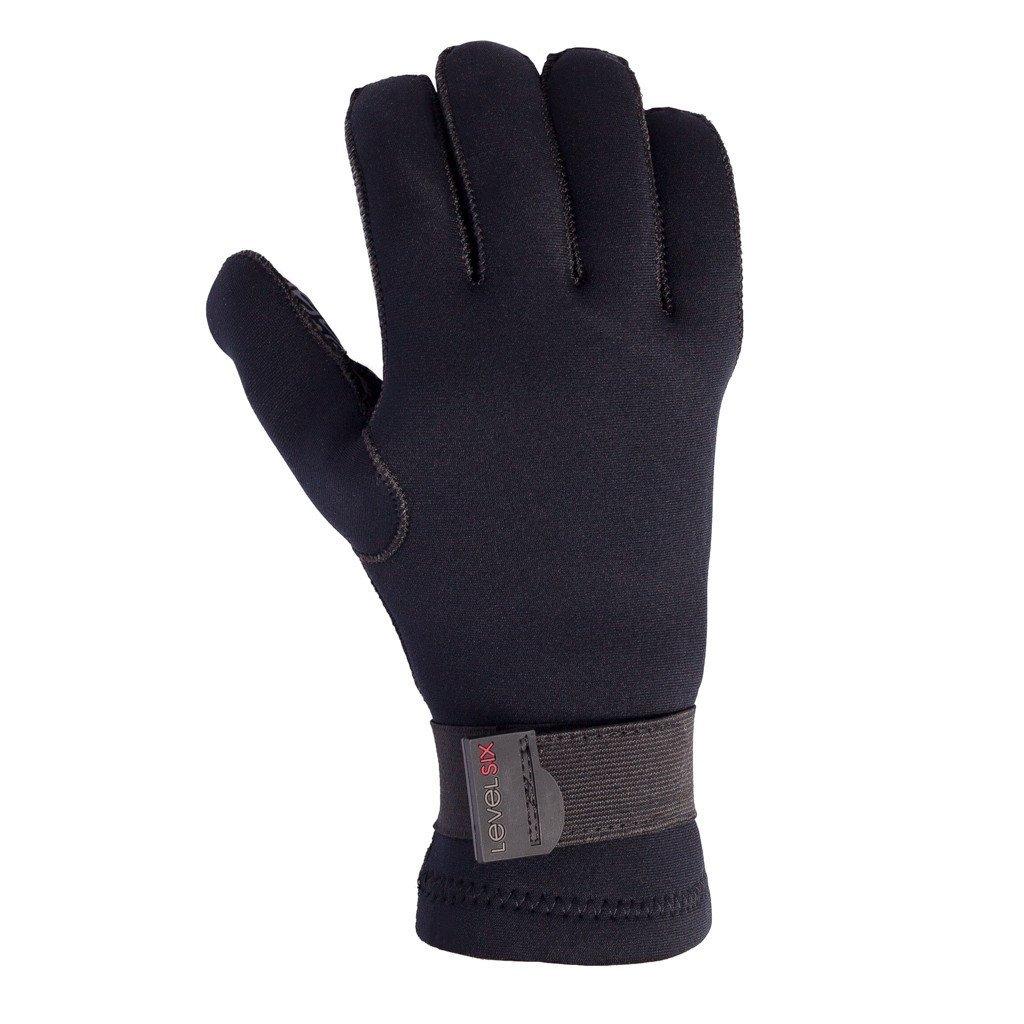 Surfen SUP Gloves Hiko für Kanu Kite Neopren Fingerhandschuhe vorgeformt