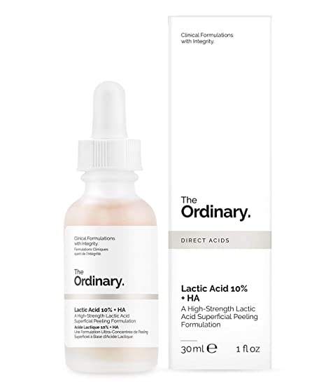 Morningkoffee.com: The Ordinary Lactic Acid 10% + Ha | Best Skincare Products Under $15