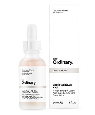 Amazon Com The Ordinary Lactic Acid 10 Ha 30ml Beauty